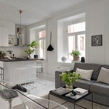 Фото из портфолио Nordhemsgatan 67 B, Linnéstaden – фотографии дизайна интерьеров на InMyRoom.ru