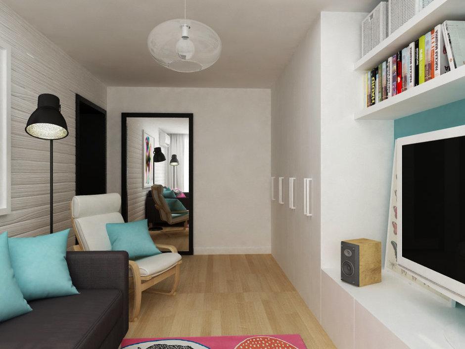Фотография: Гостиная в стиле , Декор интерьера, Квартира, Дома и квартиры, IKEA, Проект недели, Градиз – фото на InMyRoom.ru