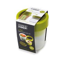 Ланч-бокс для супа компактный Joseph Joseph goeat зелёный