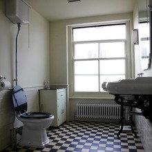 Фотография: Ванная в стиле Кантри, Дом, Дома и квартиры, Лондон – фото на InMyRoom.ru