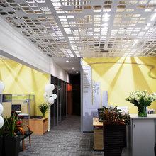 Фотография: Офис в стиле Современный, Декор интерьера, Офисное пространство, Мебель и свет, Маркет – фото на InMyRoom.ru
