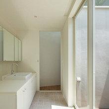 Фото из портфолио Дом с аркой в Токио – фотографии дизайна интерьеров на INMYROOM