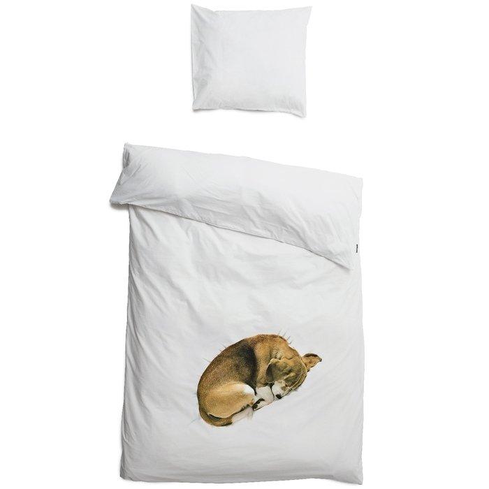 """Комплект постельного белья """"Собака Bob"""" 150х200"""