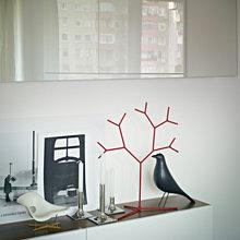Фотография: Декор в стиле Современный, Кухня и столовая, Квартира, Цвет в интерьере, Дома и квартиры, Белый, Минимализм – фото на InMyRoom.ru