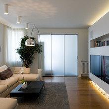 Фото из портфолио Уютные апартаменты в Москве от Алексея Николашина – фотографии дизайна интерьеров на INMYROOM