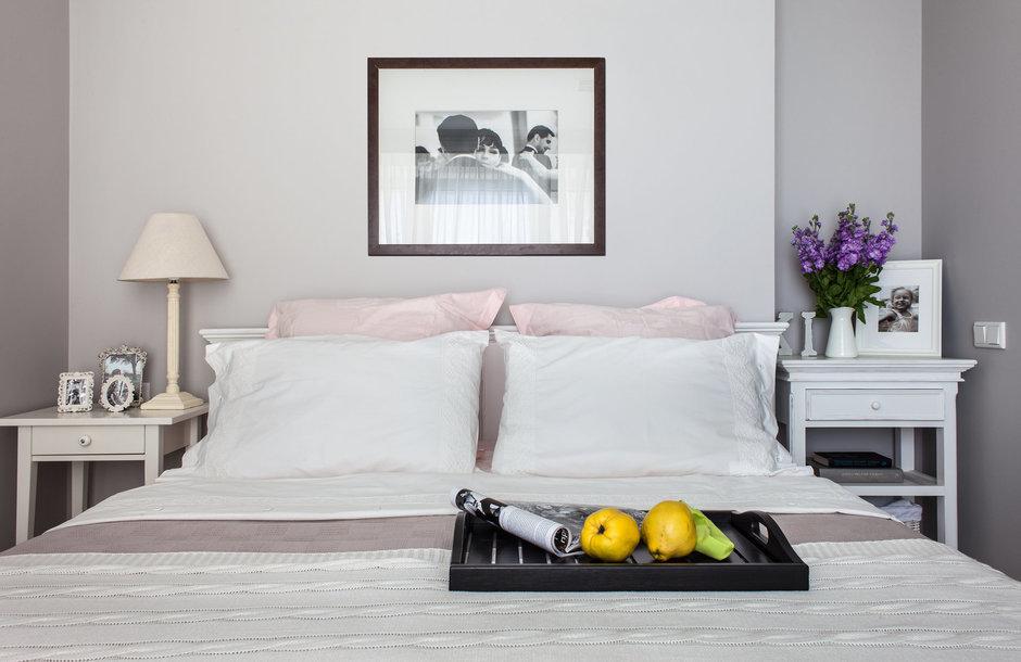 Фотография: Спальня в стиле Современный, Декор интерьера, Квартира, Дома и квартиры, Прованс – фото на InMyRoom.ru