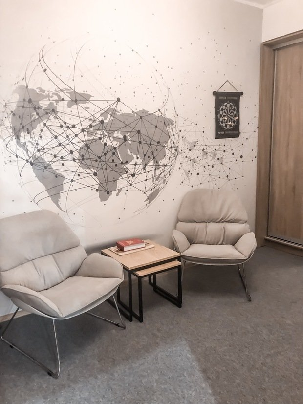 Фото из портфолио Офис, с фото – фотографии дизайна интерьеров на INMYROOM