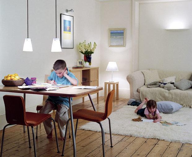 Фотография: Офис в стиле Прованс и Кантри, Современный, Детская, Интерьер комнат – фото на InMyRoom.ru
