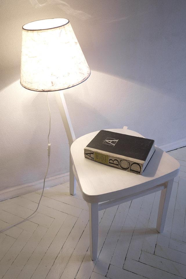 Фотография: Мебель и свет в стиле Эклектика, August, Индустрия, Люди, Стулья – фото на InMyRoom.ru