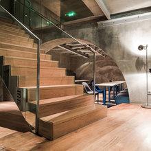 Фотография: Прихожая в стиле Лофт, Дома и квартиры, Городские места – фото на InMyRoom.ru