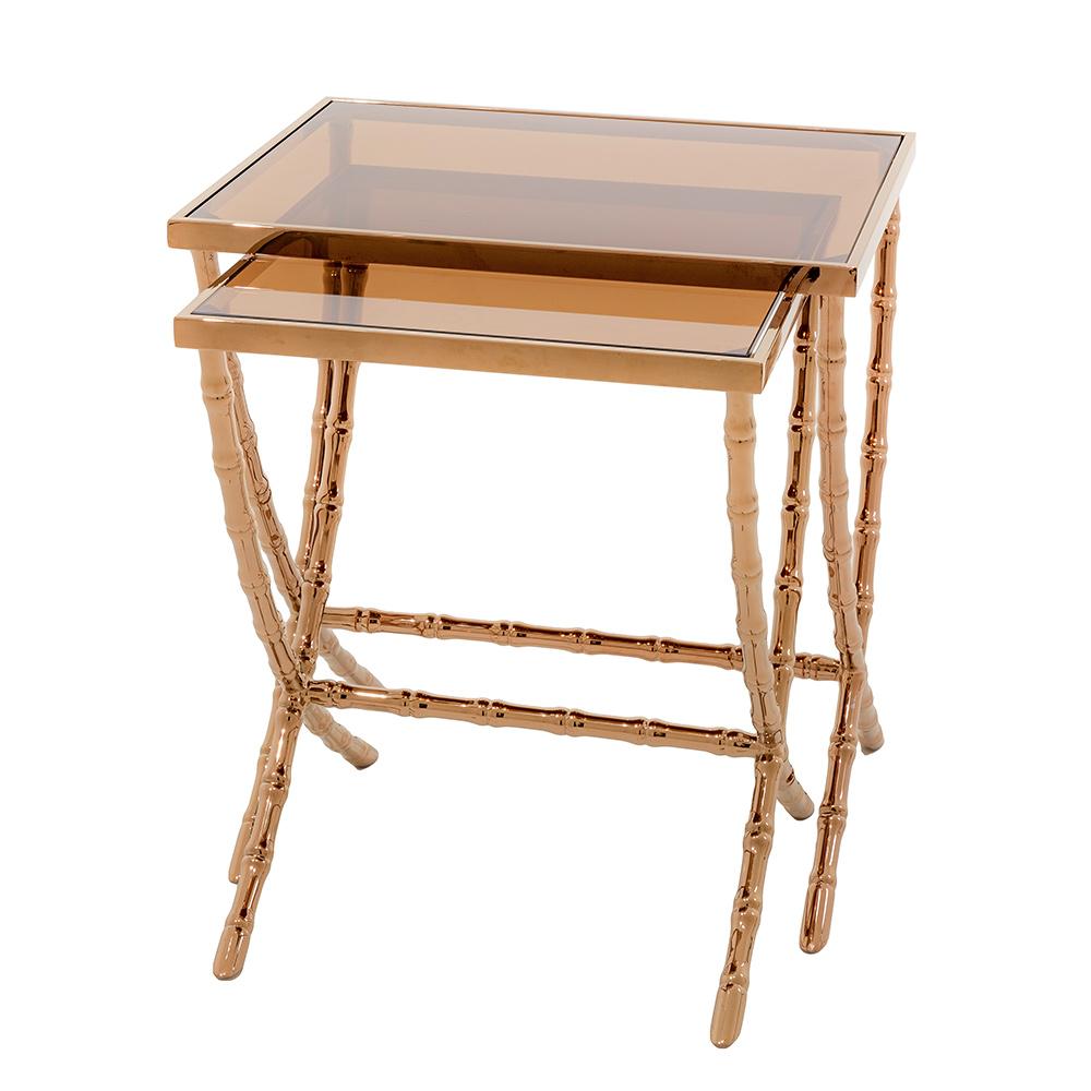 Купить Приставной кофейный столик Van Roon Santorini , inmyroom, Нидерланды