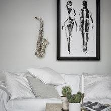 Фото из портфолио Музыкальные инструменты в интерьере – фотографии дизайна интерьеров на INMYROOM