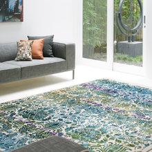 Фото из портфолио Необычные ковры для дома – фотографии дизайна интерьеров на InMyRoom.ru