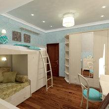 Фото из портфолио Проект загородного жилого дома.  – фотографии дизайна интерьеров на InMyRoom.ru