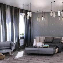 Фото из портфолио Интерьер спальни – фотографии дизайна интерьеров на INMYROOM