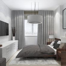Фото из портфолио Апартаменты Академия Люкс  – фотографии дизайна интерьеров на InMyRoom.ru