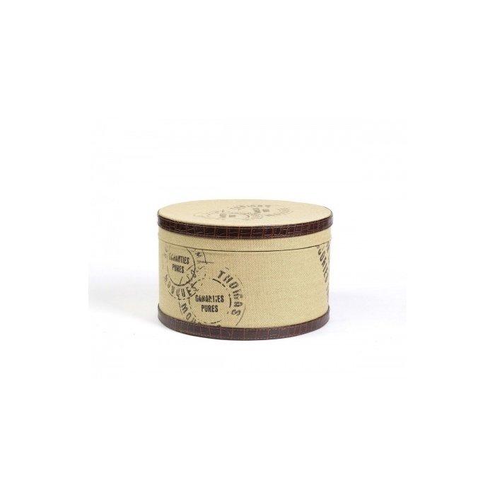 Круглая коробка для хранения Coterie Grande