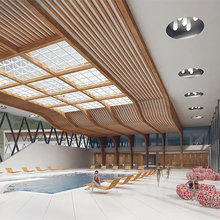 Фото из портфолио Отель «Панорама» – фотографии дизайна интерьеров на INMYROOM