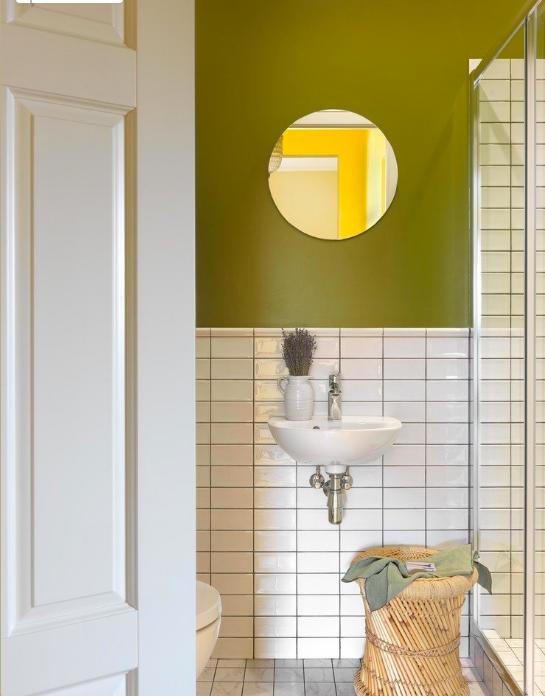 Фотография: Ванная в стиле Минимализм, Electrolux, Советы – фото на INMYROOM