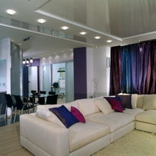 Фото из портфолио Квартира в стиле Минимализм 170 кв.м. – фотографии дизайна интерьеров на InMyRoom.ru