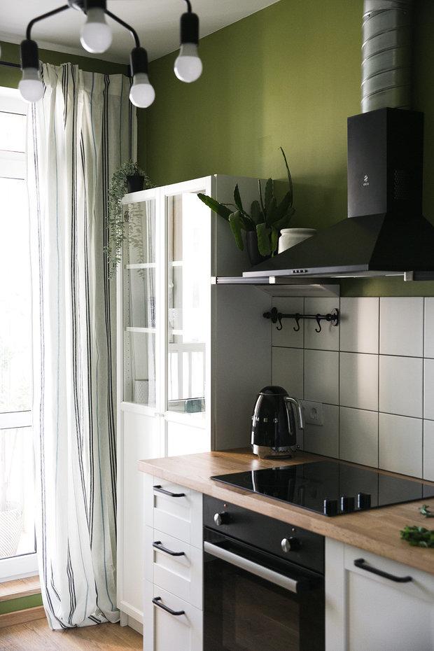 Фотография: Кухня и столовая в стиле Скандинавский, Квартира, Гид – фото на INMYROOM