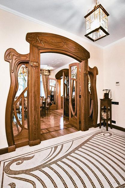 Фотография: Декор в стиле Классический, Эклектика, Дизайн интерьера – фото на InMyRoom.ru