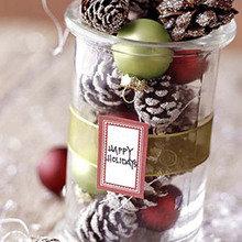 Фото из портфолио Новогодние идеи для дома  – фотографии дизайна интерьеров на InMyRoom.ru