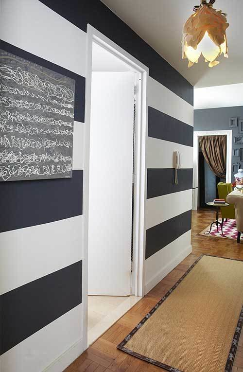 Фотография: Прихожая в стиле Эклектика, Малогабаритная квартира, Интерьер комнат, Советы, Зеркала – фото на InMyRoom.ru
