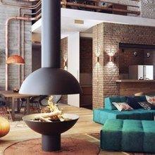 Фото из портфолио Идеи, которые зацепили – фотографии дизайна интерьеров на INMYROOM
