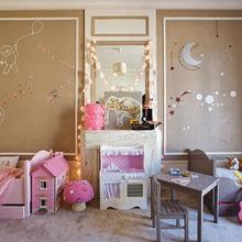 Фотография: Детская в стиле Кантри, Скандинавский, Декор интерьера, Малогабаритная квартира, Квартира, Декор, Советы – фото на InMyRoom.ru
