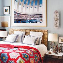 Фото из портфолио Богемная квартира в Нью-Йорке – фотографии дизайна интерьеров на INMYROOM