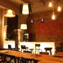 Фотография: Офис в стиле Эклектика, Декор интерьера, Мебель и свет, Светильник – фото на InMyRoom.ru