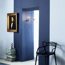 Фотография: Мебель и свет в стиле Эклектика, Декор интерьера, Дизайн интерьера, Цвет в интерьере – фото на InMyRoom.ru