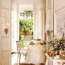 Фотография: Декор в стиле Кантри, Классический, Декор интерьера, Дом, Аксессуары, Белый – фото на InMyRoom.ru