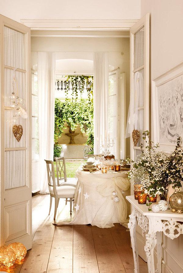 Фотография: Декор в стиле Прованс и Кантри, Классический, Декор интерьера, Дом, Аксессуары, Белый – фото на InMyRoom.ru