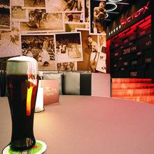Фото из портфолио Спортбар, Ноябрьск – фотографии дизайна интерьеров на InMyRoom.ru