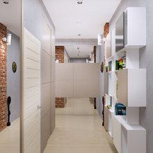 Фото из портфолио Квартира в центре Казани – фотографии дизайна интерьеров на InMyRoom.ru