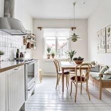Фото из портфолио В традициях скандинавского интерьера – фотографии дизайна интерьеров на INMYROOM