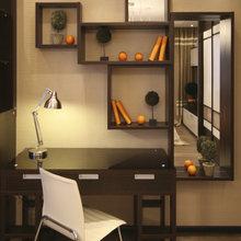 Фотография: Офис в стиле Современный, Декор интерьера, Квартира, Декор дома – фото на InMyRoom.ru