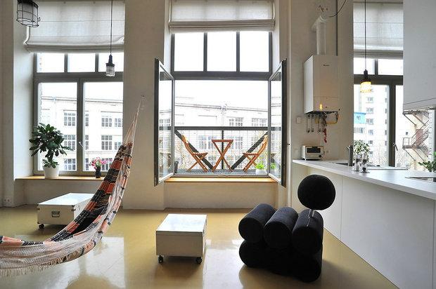 Фотография: Гостиная в стиле Скандинавский, Современный, Квартира, Стиль жизни, Советы – фото на InMyRoom.ru