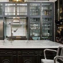 Фотография: Кухня и столовая в стиле Кантри, Ремонт на практике – фото на InMyRoom.ru