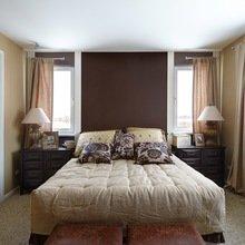 Фотография: Спальня в стиле Современный, Восточный, Интерьер комнат – фото на InMyRoom.ru