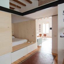 Фото из портфолио Экзотика в доме. Барселона – фотографии дизайна интерьеров на InMyRoom.ru