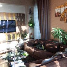 Фото из портфолио Картина Климт – фотографии дизайна интерьеров на INMYROOM