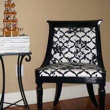 Фотография: Мебель и свет в стиле Кантри, Декор интерьера, DIY, Кресло – фото на InMyRoom.ru