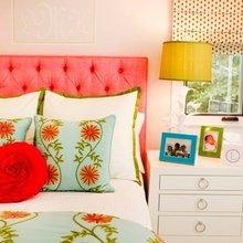 Фотография: Спальня в стиле Кантри, Декор интерьера, Дом, Мебель и свет, Декор дома, Советы, Посуда – фото на InMyRoom.ru