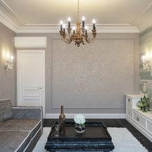 Фотография: Гостиная в стиле , Декор интерьера, Дом, Artemide, Vistosi, Дома и квартиры, Проект недели, Ideal Lux – фото на InMyRoom.ru