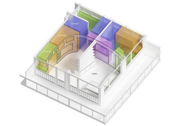 Фотография: Спальня в стиле Эклектика, Декор интерьера, Квартира, Дома и квартиры – фото на InMyRoom.ru