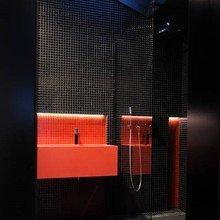 Фото из портфолио Красочный ХАЙ-ТЕК – фотографии дизайна интерьеров на INMYROOM