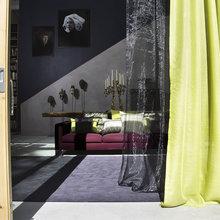 Фотография: Гостиная в стиле Эклектика, Цвет в интерьере, Индустрия, События, Галерея Арбен, Maison & Objet – фото на InMyRoom.ru